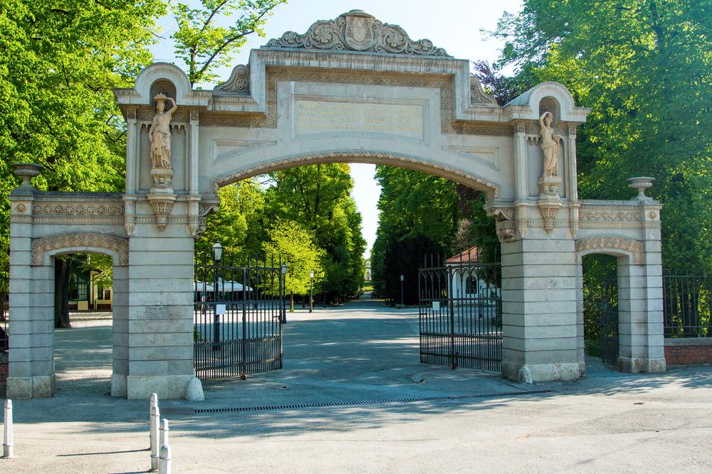 Maksimir Park Zagreb