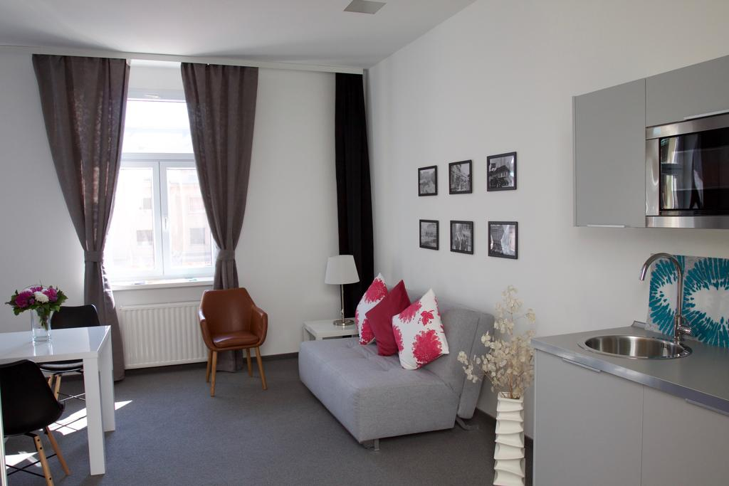 dolac one apartments zagreb kroatie