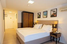 hotel vila tina zagreb kroatie